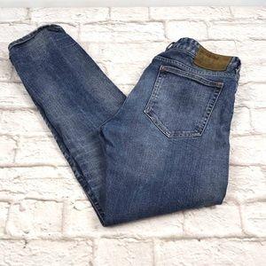 &Denim  men's  Slim Low Waist 32/32 Jeans
